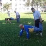 Sportinės estafetės 2012-06-16
