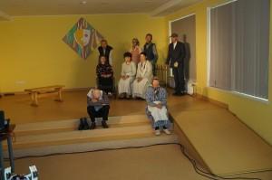 Teatro grupės spektaklis