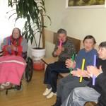 Kineziterapija intensyvios slaugos grupėje