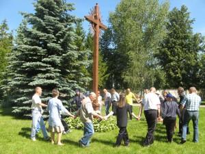 Gedulo ir vilties dienos paminėjimas 2012-06-14