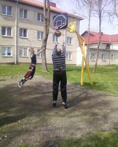 Krepšinio varžybos 2012 04 28