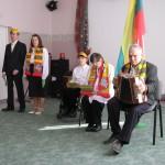 Meninė kompozicija, skirta Lietuvos valstybės atkūrimo dienai paminėti