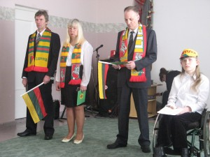 Lietuvos Nepriklausomybės atkūrimo dienos paminėjimas ,,Laisvės paukštis''