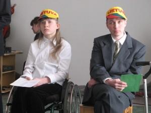 Lietuvos Nepriklausomybės atkūrimo dienos paminėjimas ,,Laisvės paukštis''   2011-03-10