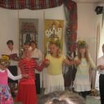 Žolinės šventė su svečiais iš Pušaloto bendruomenės