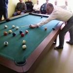 Biliardo varžybos 2011-04-19